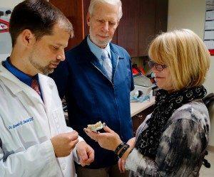Dr. H, Dr. S, Carol: Lab Consult